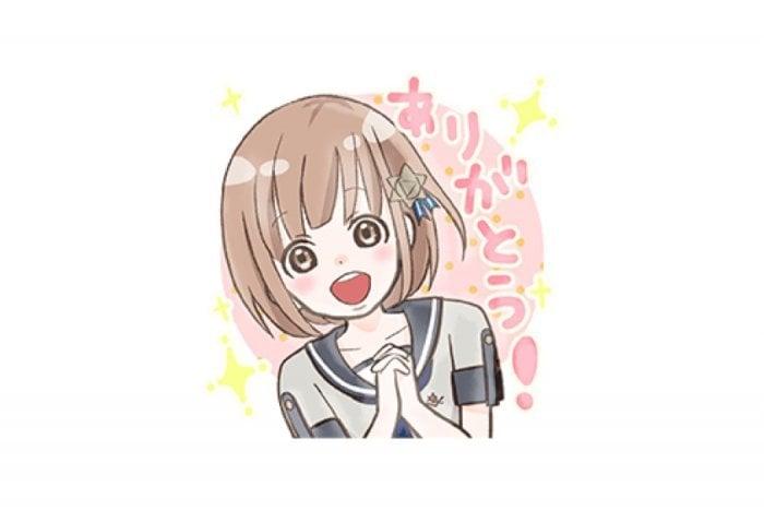 【LINE無料スタンプ】『流星イニシャライズ 〜1/5の恋人〜』が登場、配布期間は無期限