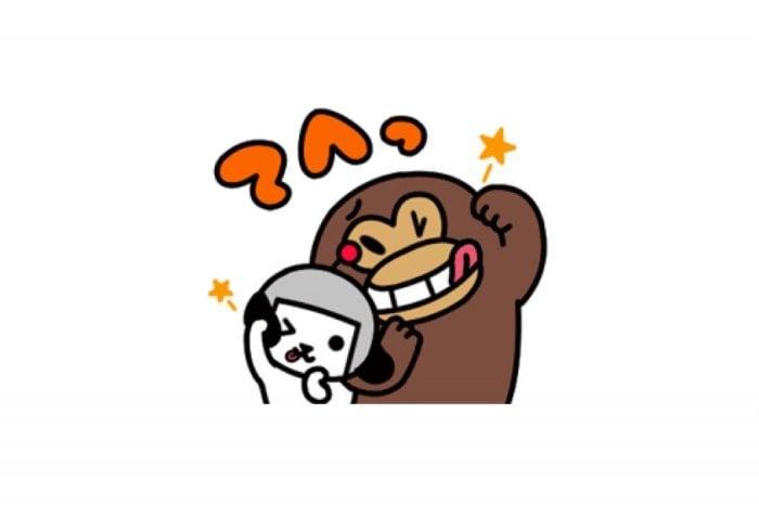 【LINE無料スタンプ】『けんさく と えんじん 3』が登場、配布期間は11月6日まで