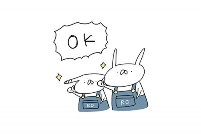 【LINE無料スタンプ】『うさぎ帝国×ライトオンコラボスタンプ』が登場、配布期間は11月20日まで