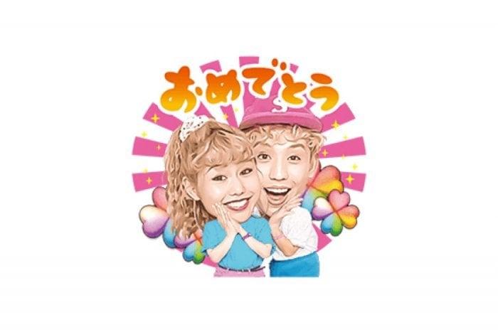 【LINE無料スタンプ】『LINE POPショコラ x りゅうぺこ』が登場、配布期間は11月23日まで