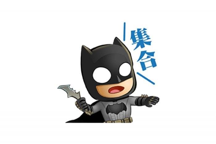 【LINE無料スタンプ】『ちびジャスティス・リーグ★』が登場、配布期間は1月16日まで