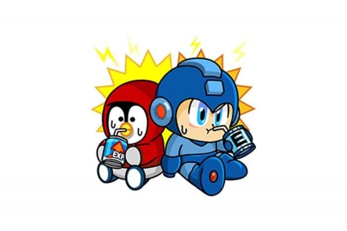 【LINE無料スタンプ】『LINE レンジャー×ロックマンスタンプ』が登場、配布期間は11月30日まで
