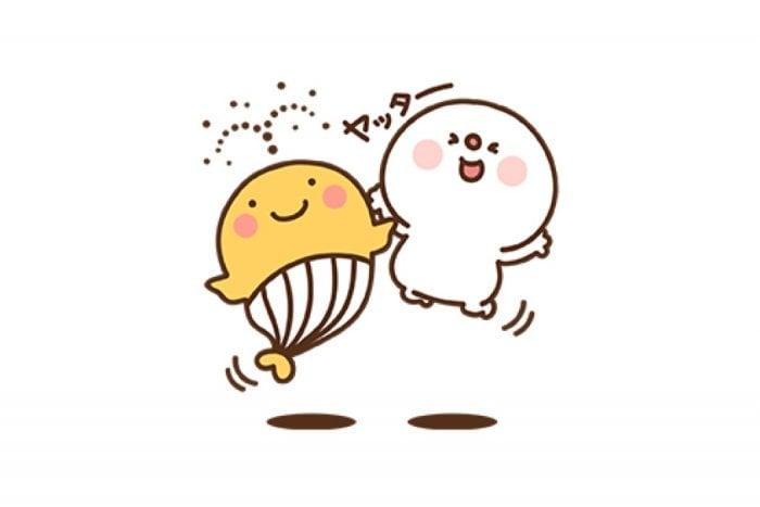 【LINE無料スタンプ】『宝くじクーちゃん×だいふく』が登場、配布期間は12月11日まで