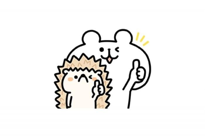 【LINE無料スタンプ】『ゆるくま 三菱地所レジデンス限定スタンプ』が登場、配布期間は12月11日まで