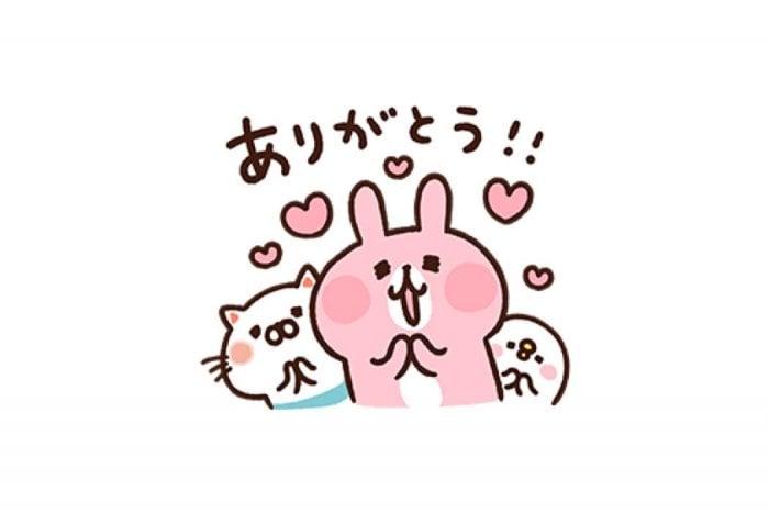【LINE無料スタンプ】『【限定】カナヘイの小動物×うるにゃん♪』が登場、配布期間は12月25日まで