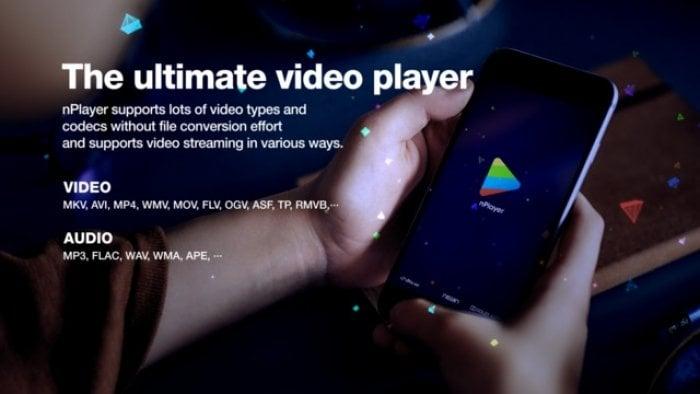 1080円の高機能な動画再生アプリ「nPlayer」に無料版が登場