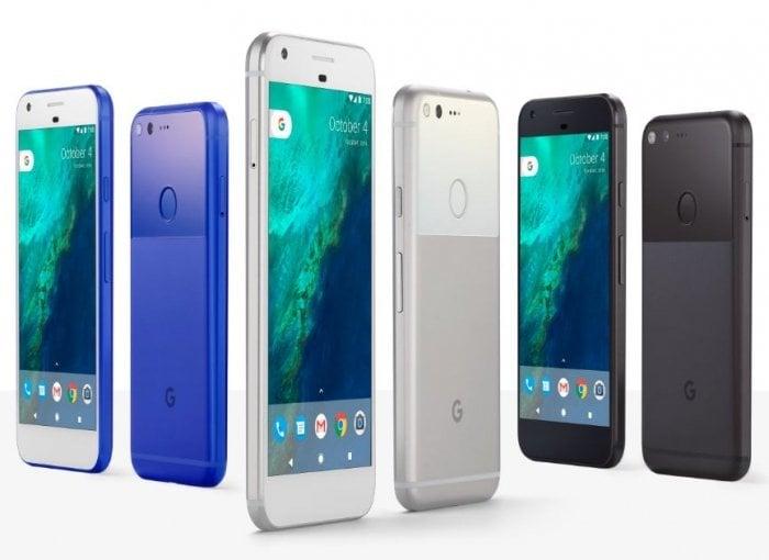 グーグル、新スマホ「Pixel」「Pixel XL」発表 会話型AI、VR機能、スマホ最高画質カメラなど搭載