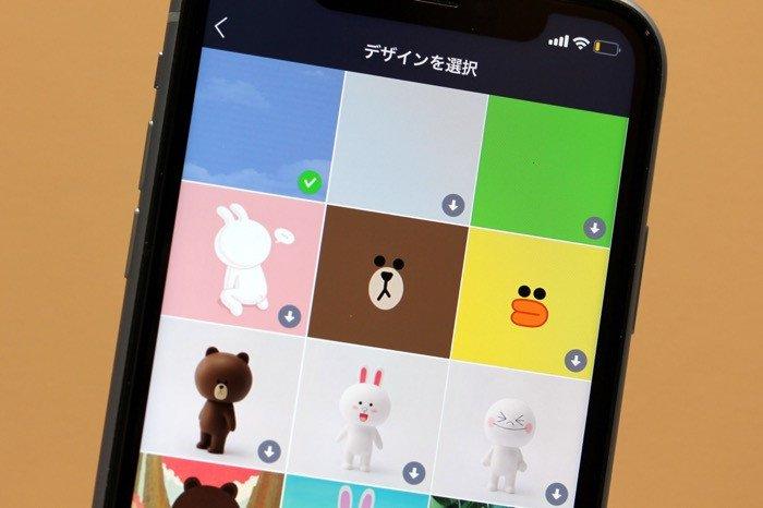 壁紙 iphone line