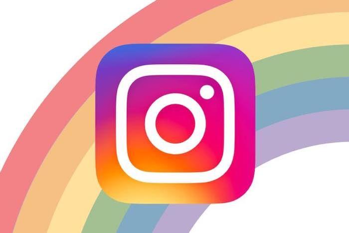 Instagram、プライドウィーク限定でレインボーハッシュタグが出現  ストーリーリングも虹色に