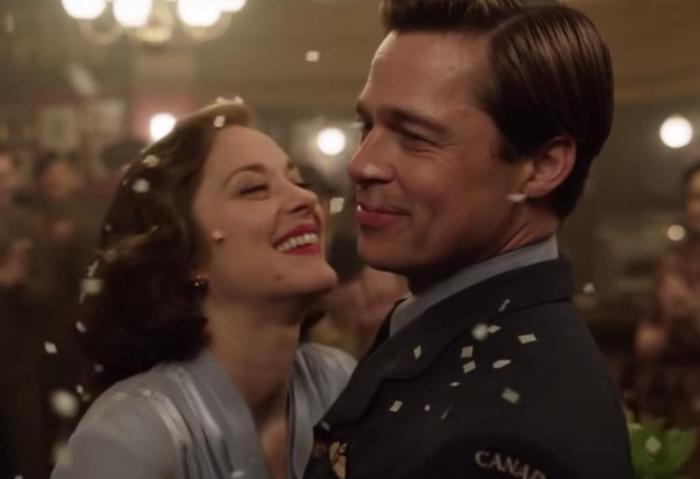 愛は偽りの関係から生まれる? スパイの恋愛描いた2大スター共演の映画『マリアンヌ』