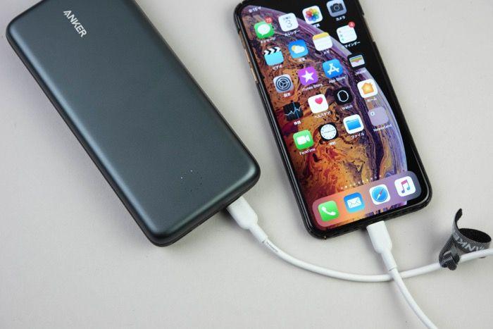 【レビュー】AnkerからついにMFi認証のUSB-C & Lightningケーブル登場、2つのモバイルバッテリー新製品も