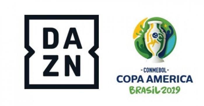 DAZN、サッカー日本代表も参加する「コパ・アメリカ2019」を全試合独占ライブ配信