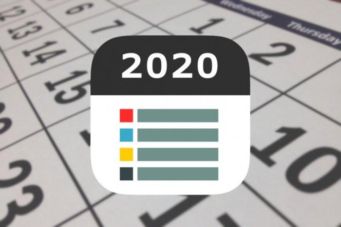 シンプル操作で簡単に使える、スマホでの利用に特化した「縦型カレンダー&簡単メモ」
