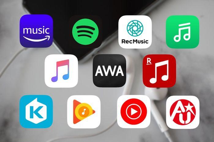 聴き放題の音楽配信サービス おすすめ鉄板アプリを比較──無料期間、楽曲数、音質、オフライン再生、PC版など