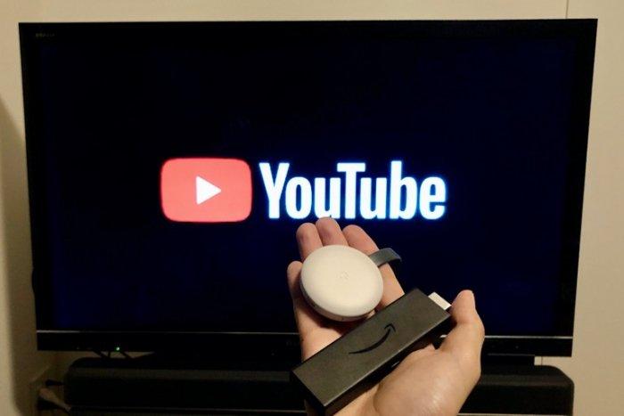 テレビでYouTubeを見る方法【Fire TV Stick/Chromecast/ミラーリング/PS4】