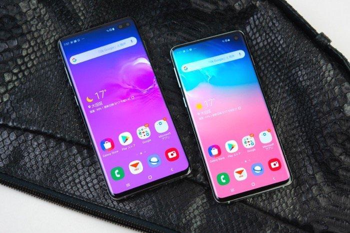 「Galaxy S10」レビュー、注目のディスプレイやカメラをiPhone XSシリーズとも比較