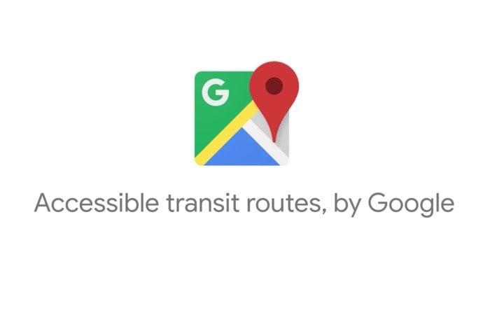 Googleマップ、車いすやベビーカーで移動しやすい乗換案内が可能に