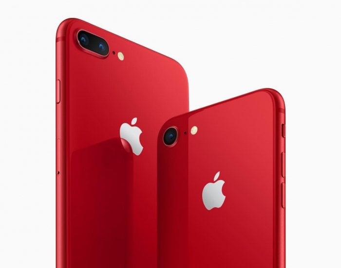 アップル、赤いiPhone 8シリーズ「(PRODUCT)RED Special Edition」を発売 iPhone Xにはレザーケースも