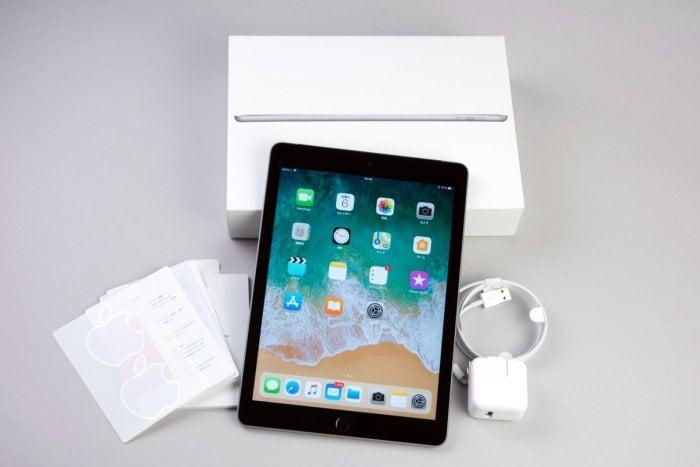 9.7インチ新iPad(第6世代)レビュー:手頃で高性能かつApple Pencil対応、初めてのタブレットにもおすすめモデル