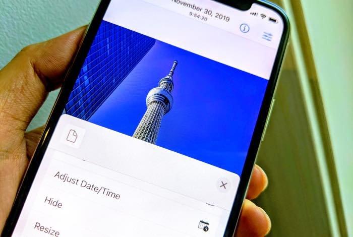 【iPhone】写真の撮影日付・時間を変更する方法まとめ