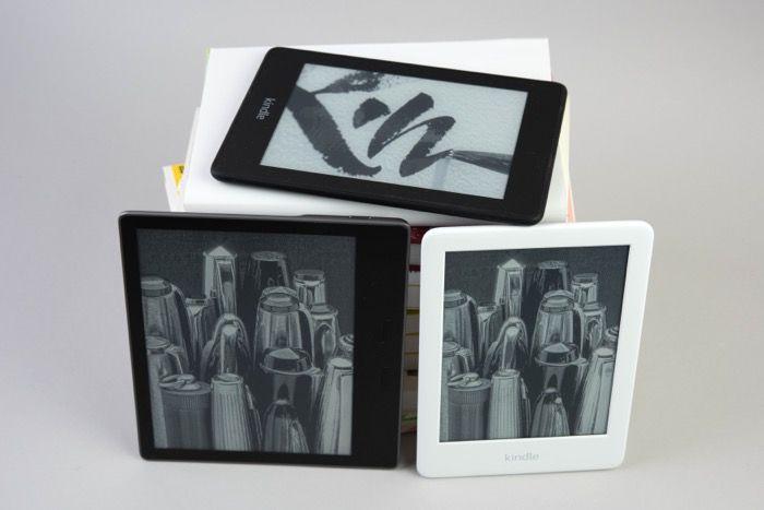 【2019年版】Kindle(キンドル)端末のおすすめは? 全3機種の比較と選び方【新Kindle/Paperwhite/Oasis】