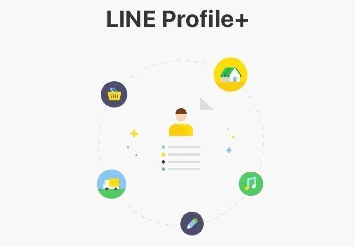 【LINE】本名・住所・誕生日などの個人情報を登録する「プロフィール+」