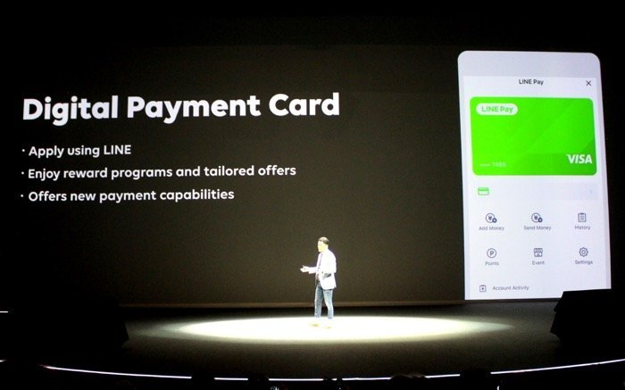 「LINE Pay Visaクレジットカード」は8月先行予約開始、オリコ発行で東京五輪限定デザインも