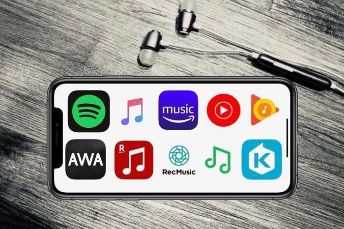 定額で聴き放題「音楽配信サービス」おすすめ10アプリを比較──無料期間、楽曲数、音質、オフライン再生、PC版など