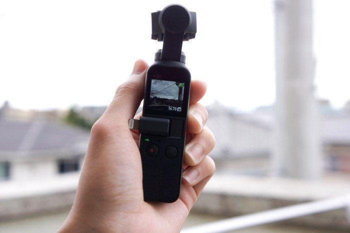 DJI「Osmo Pocket」レビュー、話題の超小型ジンバルカメラの実力は?
