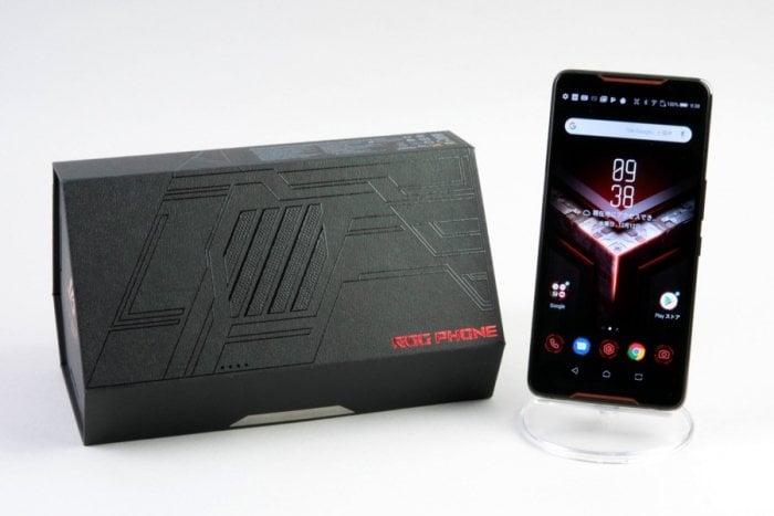 ASUSのゲーミングスマホ「ROG Phone」を徹底レビュー