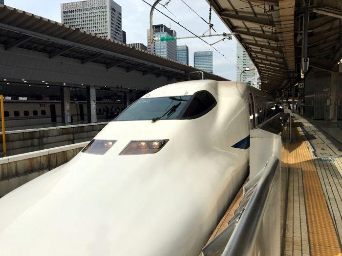 新幹線「スマートEX」