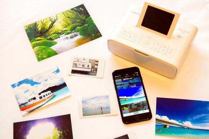 スマホの写真を印刷するのに最適、おすすめプリンター4選