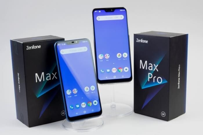 ZenFone Max(M2)レビュー、Proと無印どちらを買うべきか