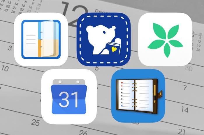 無料カレンダーアプリ おすすめ鉄板まとめ【iPhone/Android】