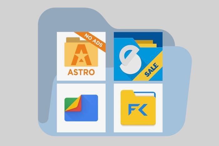 ファイル管理・ファイルマネージャーアプリ おすすめ鉄板まとめ