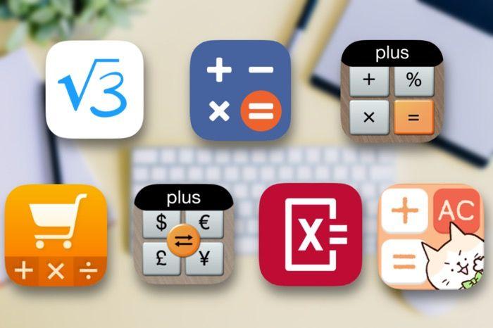 電卓(計算機)アプリ おすすめ7選【iPhone/Android】