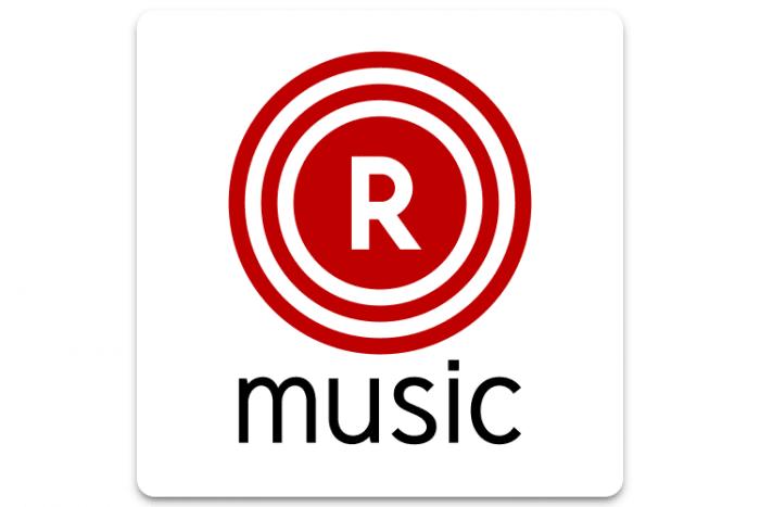 楽天、定額制の音楽配信サービス「Rakuten Music」の提供を開始