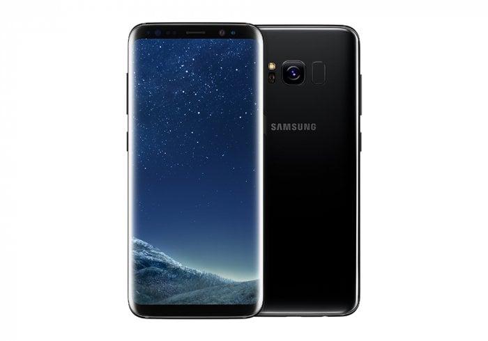 サムスン、最新スマホ「Galaxy S8」「Galaxy S8+」発表