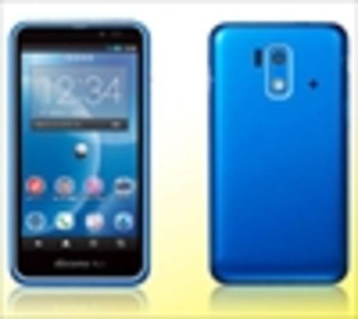 android-スマートフォン for ジュニア SH-05E
