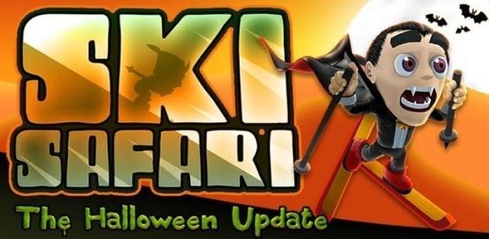 ゲーム「Ski Safari」がアップデート、キャラやステージ等が追加