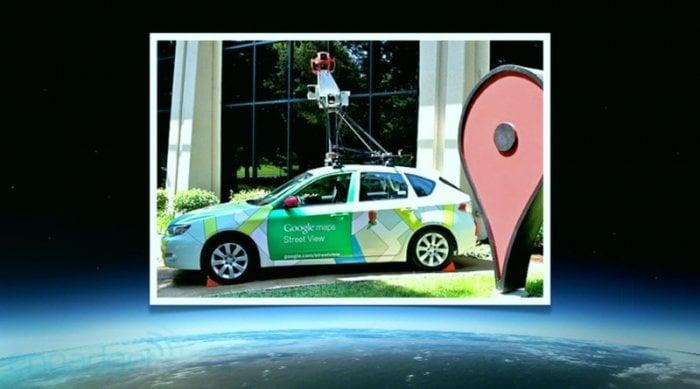 Googleストリートビューカーの走行距離は既に800万km以上、収集データは20ペタバイト超