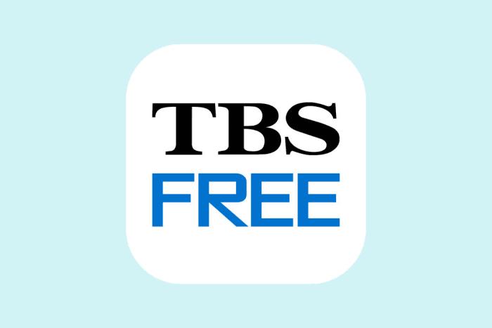 TBS系の人気テレビ番組を無料で見逃し配信するアプリ「TBS FREE by TBSオンデマンド」