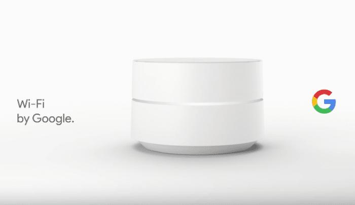 「Google Wifi」が登場、家中のどこでもつながるWi-Fiシステム