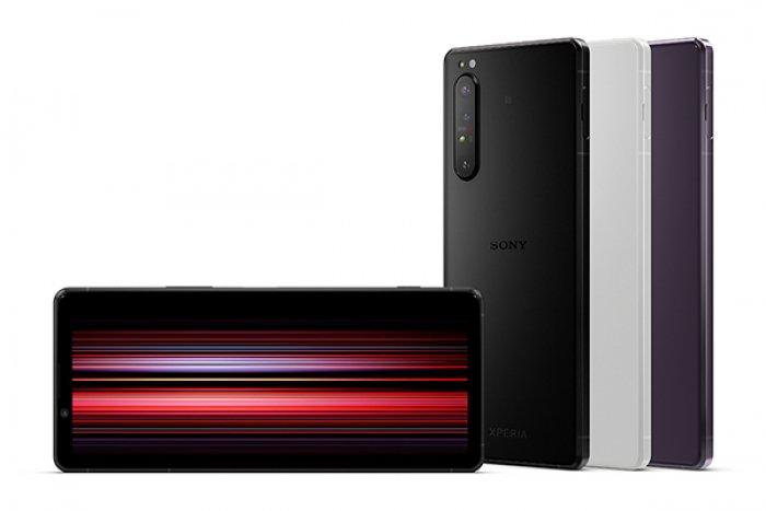 SIMフリー版「Xperia 1 II」「Xperia 1」「Xperia 5」が国内発売