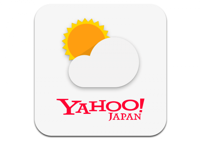 「Yahoo!天気」豊富な機能と情報量で毎日の生活を支える天気予報アプリ