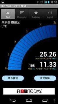 au LTE