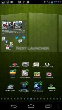 Next Launcher