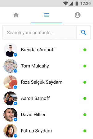 Facebook Messenger Lite