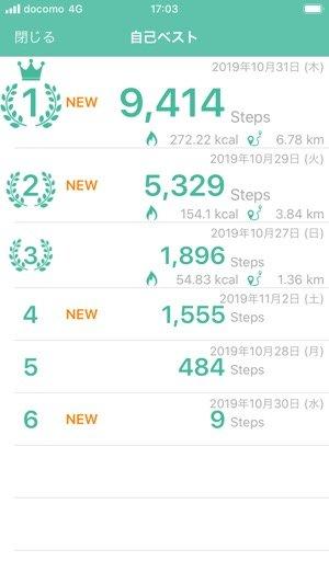 万歩計/歩数計/ウォーキングアプリ おすすめ Maipo