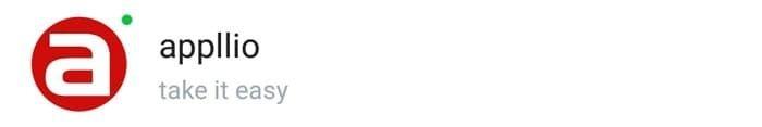 LINE「ステータスメッセージ」の使い方 活用例